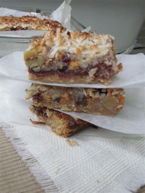 Magic Cookie Bars (Best Dessert Bars on The Planet)