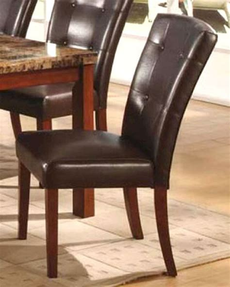 tufted dining dining chair set of 2 mo 8812ch