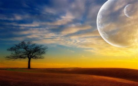 Moon Nature Wallpapers