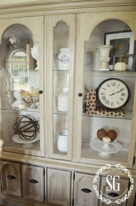 easy tips  style  hutch dining room dining room