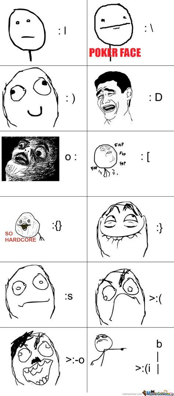 Meme Faces Text - meme text faces by aroc11 meme center