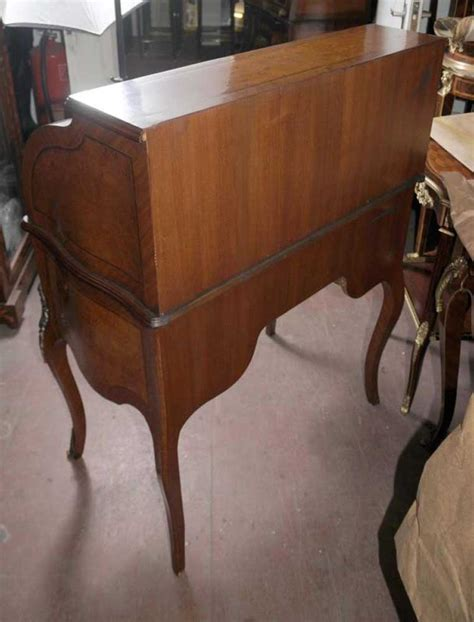 bureau louis 15 louis xv roll top desk bureau table