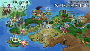 Wel e to the Naisu Region