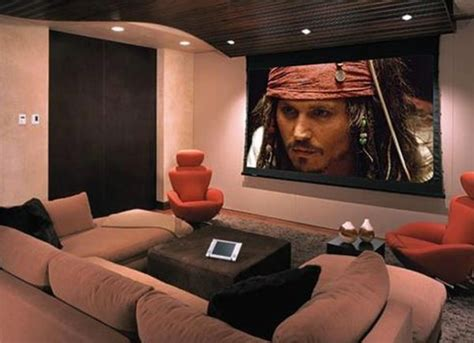 Turn Your Living Room Into A Mini Home Theatre