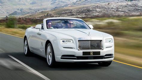 Rolls Royce Car : 2016 Rolls-royce Dawn Review
