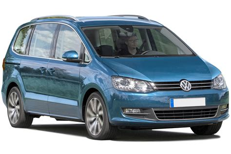 Volkswagen Car : Volkswagen Sharan Mpv Review