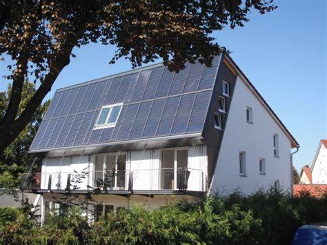 Das 100 Prozent Sonnenhaus by Sonnenhaus Institut In Moosburg Bei Citrinsolar