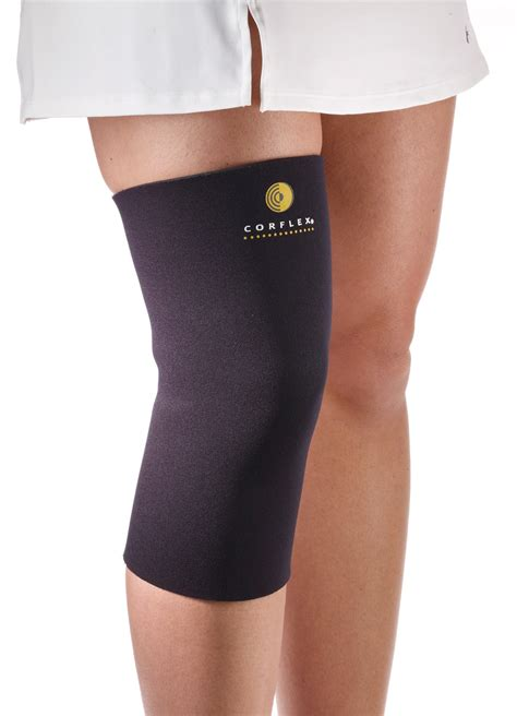 knee sleeve corflex compression pop sleeves sensitive touch very neoprene tkr sensation burning skin around super after patient scar thing