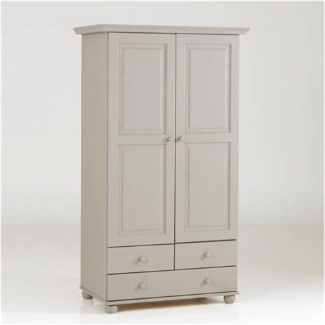 Armoire Petite Fille Luxe Armoire Pin Massif 2 Portes