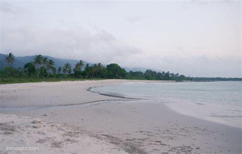 wisata pantai  pandeglang banten kelanaku