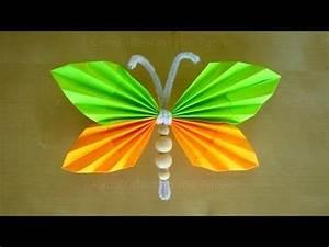 Schmetterlinge Aus Papier : schmetterlinge basteln mit papier tiere basteln mit ~ Lizthompson.info Haus und Dekorationen