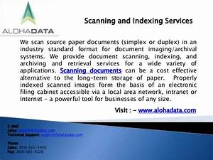 data entry hawaii data analysis processing document With scanning and indexing documents