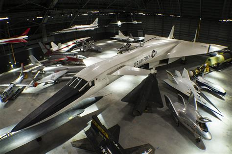 North American Xb-70 Valkyrie> National Museum Of The Us