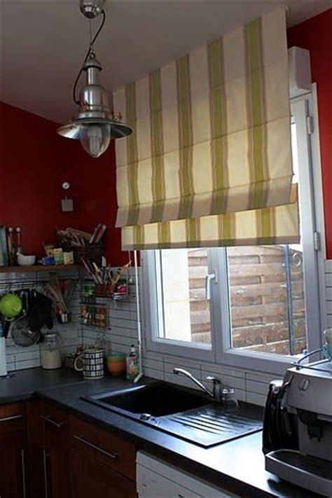 store pour cuisine cuisine la déco à façon artisan tapissier