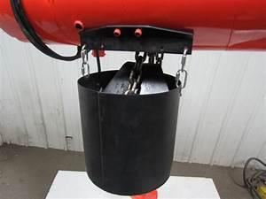 Cm Lodestar Xl 5215h Electric Chain Hoist 4 Ton 11 U0026 39   Lift
