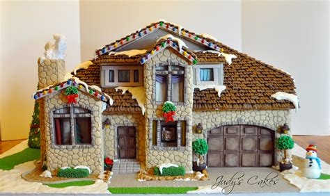 simple gingerbread house designs judy s cakes vote for my gingerbread house