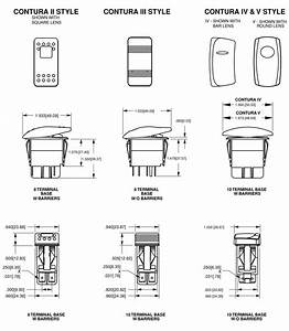7 Pin Rocker Switch Wiring Diagram Winch