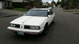 Sell Used 1988 Oldsmobile Delta 88 In Kent  Washington