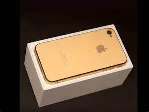 iPhone 4 Gold Edition
