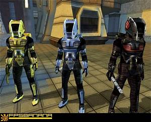 Space Suits (Star Wars Knights of the Old Republic II: TSL ...