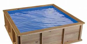 grande piscine en bois grande piscine en bois piscine With lovely terrasse bois avec piscine 5 kit piscine pau tarbes pyrenees atlantiques hammam sauna