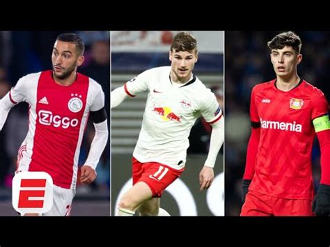 How Hakim Ziyech, Timo Werner & Kai Havertz could shape ...