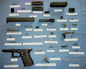 Glock 17 Internal Parts Diagram