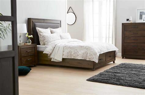 grey oak single bedroom wall theme  white bedding set