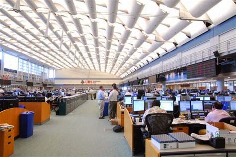 Ubs Trading Floor Stamford Ct by Artremis Capital Trading Floors Ubs Investment Bank In