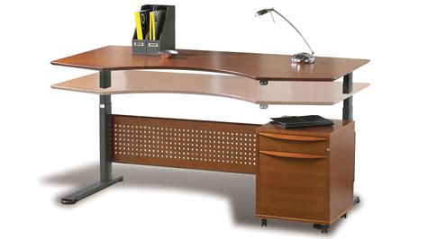 Contemporary Motorized Dexter Sit-stand Desk