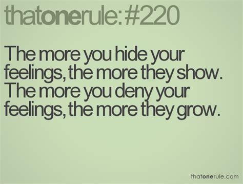 hiding  true feelings quotes quotesgram