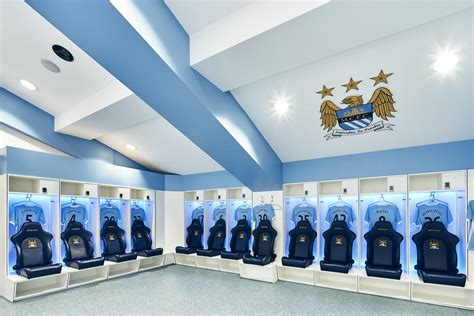 mcfc changing rooms preferred spaces