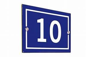 Plaque Numero Maison : num ro de maison maill direct signal tique ~ Teatrodelosmanantiales.com Idées de Décoration