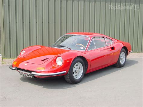 1969 Dino 246 Gt by 1969 1974 Dino 246 Gt Picture 321445 Car