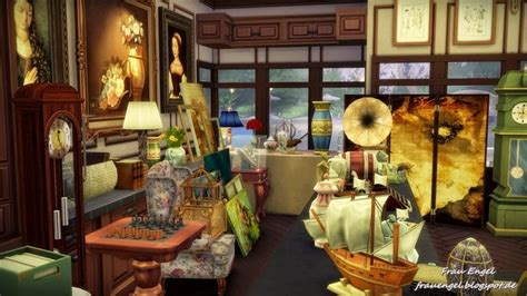 antique store  frau engel sims  updates