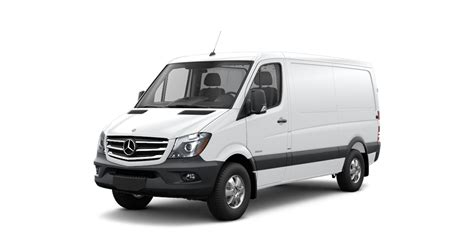 Sprinter Cargo Van Features   Mercedes Benz Vans