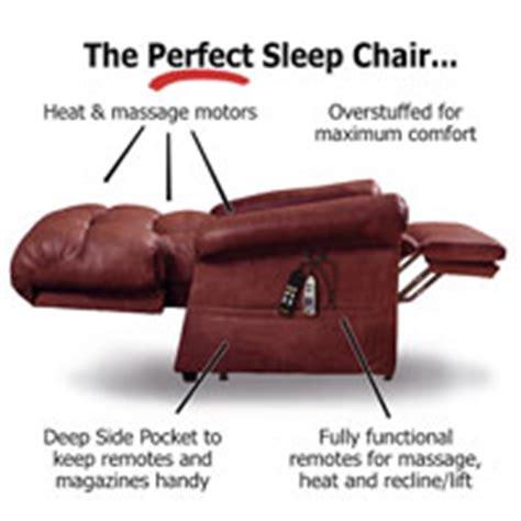 sleep chair sleeper lift chairs you ll