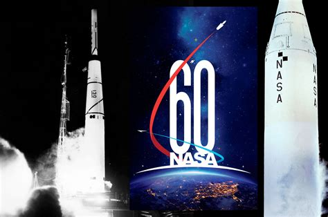 Sixty years ago, NASA opened for business with first try ...