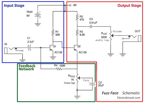 Potentiometer Schematic Sendb