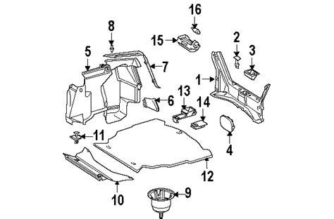 2007 Mercede C230 Engine Diagram parts 174 mercedes c230 interior trim oem parts