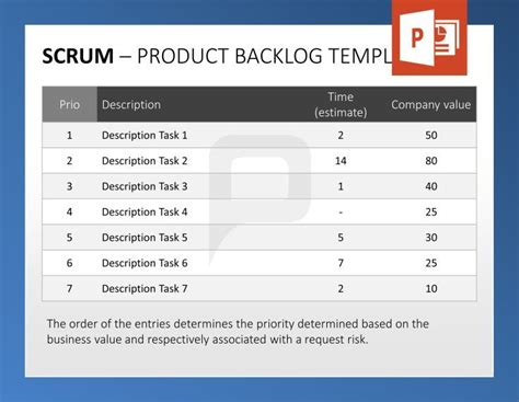 scrum template 68 best scrum powerpoint templates images on project management productivity and