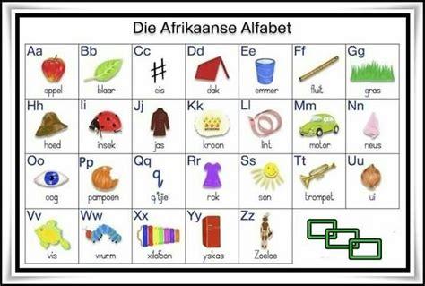 die afrikaanse alfabet oulike hulpbronne vir tuisskolers