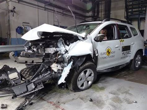 crash test dacia duster dacia duster 2017 crash test ncap