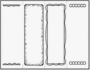 design a bookmark template - bookmark template to print activity shelter