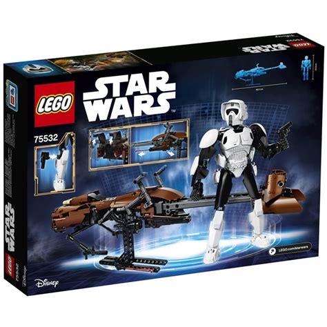 75532 LEGO Star Wars Scout Trooper & Speeder Bike - LEGO ...