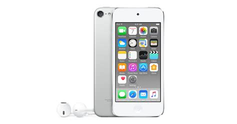 ipod touch 32gb silver apple ph