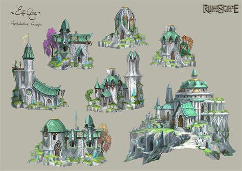 Elf Buildings, Neil Richards