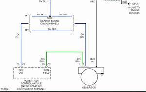 93 Dodge Cummins Alternator Wire Diagram