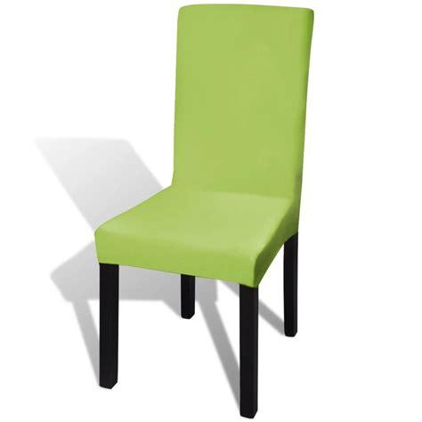 housse chaise extensible pas cher acheter vidaxl housse de chaise droite extensible 6 pcs