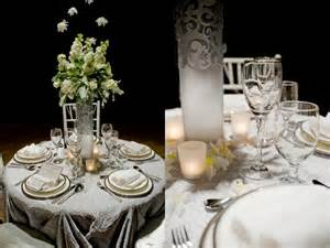 silver wedding decorations white silver winter wedding ideas the sweetest occasion the sweetest occasion